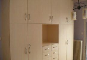 Ανακαίνιση Διαμερίσματος - Ντουλάπα, Υπνοδωμάτιο