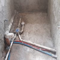 Ανακάινιση μπάνιου στη Νέα Ιωνία
