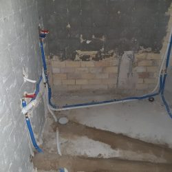 Ανακαίνιση κατοικίας Βύρωνας